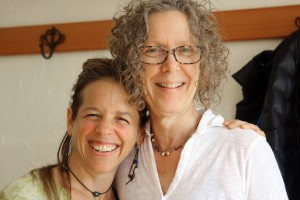 Carol Gray and Beth Yohalem-Ilsley